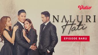 4 Pemeran dan Karakter Utama Sinetron Naluri Hati SCTV