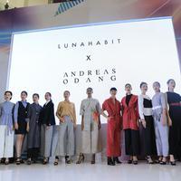 Luna Habit x Andreas Odang hadirkan busana untuk perempuan modern (Foto: Fimela.com)