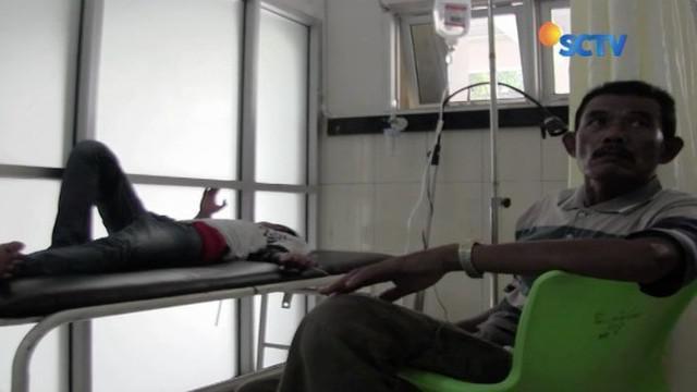Korban miras oplosan yang dirawat di Ruang IGD RSUD Pelabuhan Ratu, Sukabumi, Jawa Barat, berangsur pulih. Seluruh korban yang dirawat akan dipulangkan atau menjalani perawatan jalan.