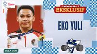 Wawancara Eksklusif Olimpiade 2020 - Eko Yuli (Bola.com/Adreanus Titus)