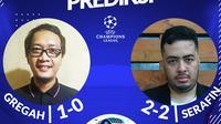 Cover Menanti Duel Cristiano Ronaldo Vs Pepe di Liga Champions