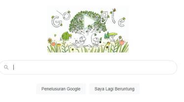 Google Doodle Hari Bumi 2021