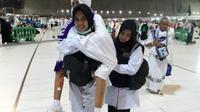 Menteri Agama Lukman Hakim Saifuddin berpesan agar tak ada jemaah calon haji tertinggal di Makkah jelang wukuf. (www.dream.co.id)