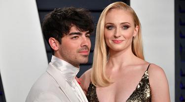Joe Jonas dan Sophie Turner Resmi Menikah Di Las Vegas Setelah Billboard Music Awards 2019