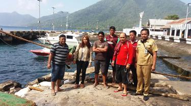 Pulang Kampanye Pilkada, Kapal Rombongan Bupati Terhenti di Laut