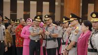 Pengangkatan Irjen Pol Martuani Sormin sebagai orang nomor satu di Mapolda Sumut dilaksanakan langsung oleh Kepala Kepolisian Republik Indonesia (Kapolri) Jenderal Pol Idham Azis di Ruang Ruatama Bareskrim Polri