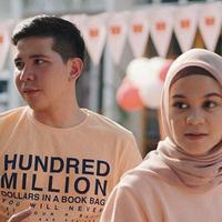 Haikal Kamil dan Tantri Namirah. (Instgram @tantrinamirah)
