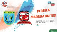 Liga 1 2019: Persela Lamongan vs Madura United. (Bola.com/Dody Iryawan)