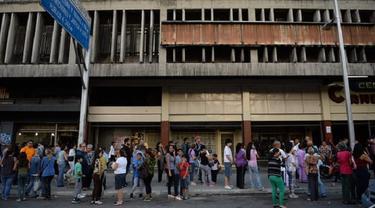 Gempa Venezuela