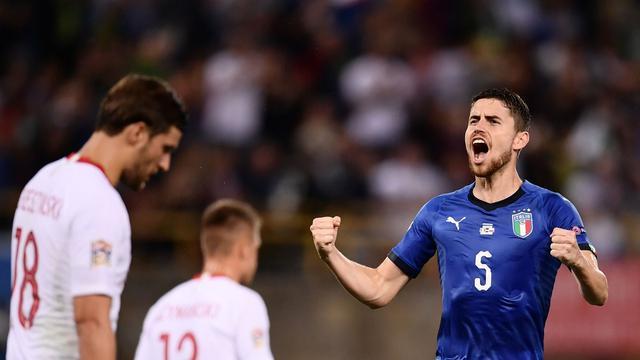 Portugal Vs Italia: Kesempatan Gli Azzurri Bangkit