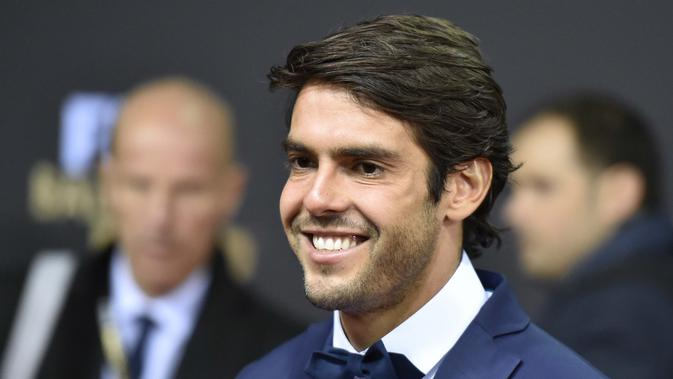 Kaka Kenang Gol Ikonik Saat AC Milan Sambangi MU