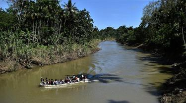 Pedalaman Papua Nugini