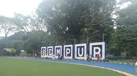 Wajah baru Taman Sempur Kota Bogor (dok.liputan6.com/Adinda Kurnia)