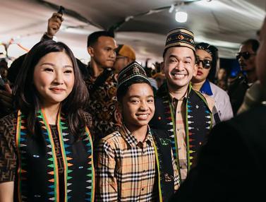 FOTO: Momen Ruben Onsu dan Sarwendah dalam Upacara Adopsi Betrand Peto