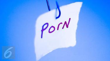 Ilustrasi Pornografi