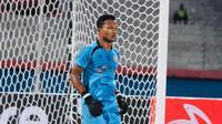 Fakhrurrazi Quba siap mengawal gawang Persiraja dari gempuran Persib dan Bali United di Piala Menpora 2021. (Boal.com/Gatot Susetyo)