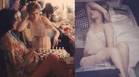 Aktivitas para penari diskotek di New York era 1950-an (vintag.es)
