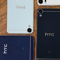 Tampilan HTC Desire 10 dalam berbagai warna (sumber: engadget.com)