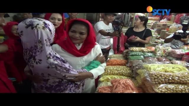 Revitalisasi pasar tradisional menjadi salah satu program kerja Cagub Cawagub Jawa Timur Saifullah Yusuf dan Puti Guntur Soekarno. Hal ini disampaikan Puti dalam kampanyenya di Pasar Besar Madiun.