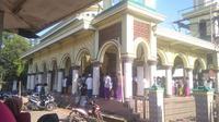 Suasana perayaan Maulid Nabi di Bangkalan Madura