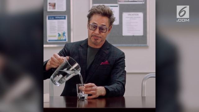 Pemeran The Avangers: Infinity War berkampanye anti spoiler lewat sebuat video pendek.