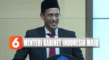 Sebagai Mendikbud Dikti, Nadiem menyatakan akan menciptakan satu pendidikan berbasis kompetensi dan karakter.