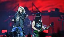 Guns N Roses (Foto: AFP / Vilhelm STOKSTAD / TT News Agency)