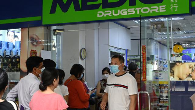 Dampak Penyebaran Virus Corona, Penggunaan Masker Meningkat di Asia
