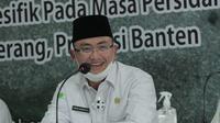 Wakil Gubernur Banten, Andhika Hazrumy. (Selasa, 03/11/2020). (Dokumentasi Humas Pemprov Banten)