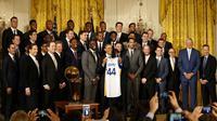 Golden State Warriors (Reuters/Geoff Burke)