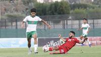 Pelatih Bima Sakti ingin melihat penampilan dari seluruh pemain Timnas Indonesia U-16 sehingga melakukan rotasi pada laga kedua uji coba melawan Uni Emirat Arab (UEA). (dok. PSSI)