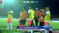 Peluang Persija menjuarai Gojek Liga 1 2018 semakin besar setelah Macan Kemayoran menaklukkan Bali United 2-1 dalam laga ke-33.