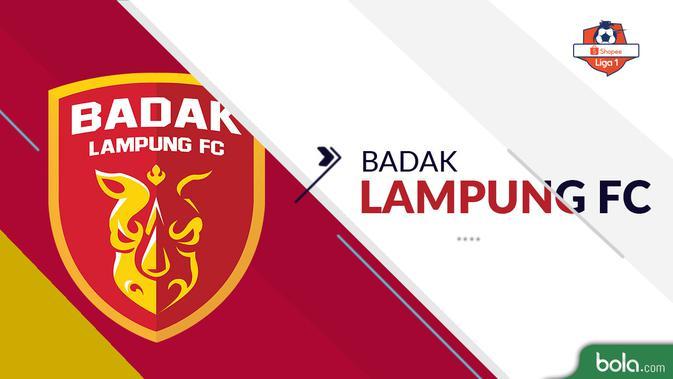Perseru Badak Lampung FC Shopee Liga 1 2019 (Bola.com/Adreanus Titus)