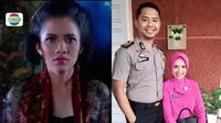 Jadi Ibu Bhayangkari, Ini 6 Potret Terbaru Pemeran Dyah Ayu Laksmi Tutur Tinular