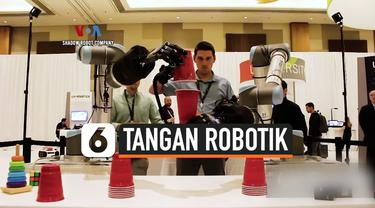 tangan robotik