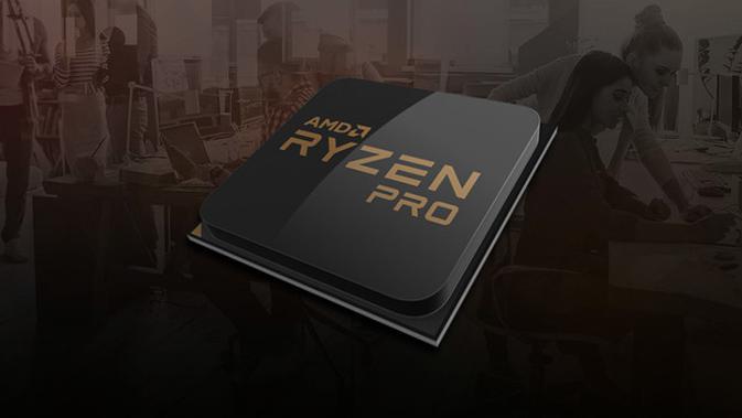 AMD Ryzen PRO. Dok: reddit.com
