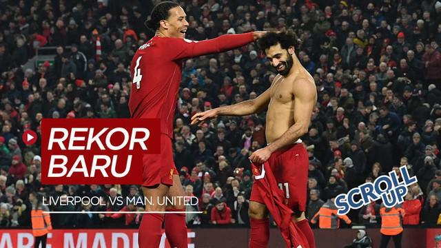 Berita Video Scroll Up kali ini membahas rekor baru yang diciptakan Liverpool setelah melawan Manchester United serta kiprah dari Cristiano Ronaldo yang bersama Juventus membekuk Parma.