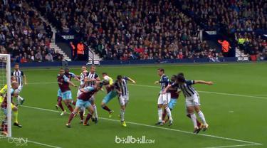 Berita video highlights Premier League 2017-2018, West Bromwich Albion vs West Ham United dengan skor 0-0. This video presented BallBall.