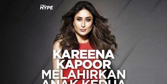 Kareena Kapoor dan Saif Ali Khan dikaruniai anak kedua, bagaimana info selengkapnya? Yuk, kita cek video di atas!