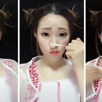 Setelah melihat foto penampakan 10 perempuan usai menghapus makeupnya ini mungkin kamu nggak akan percaya lagi sama wajah perempuan yang terlihat sempurna di luar sana. (Foto: Es China)
