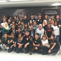 Kembangkan talenta lokal, L'Oréal Professionnel gelar audisi untuk mencari para hairstylist bertalenta jelang Jakarta Fashion Week 2019.