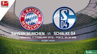 Bundesliga_Bayern Munchen Vs Schalke 04 (Bola.com/Adreanus Titus)