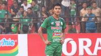 Bek PSMS Medan, Firza Andika, menjadi satu-satunya nama baru di Timnas Indonesia U-23 asuhan Luis Milla untuk Anniversary Cup 2018. (Instagram/@firzaandika11)