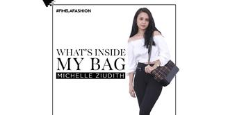 What's In My Bag Michelle Ziudith