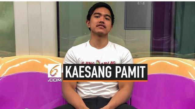 Kaesang Pangarep membuat heboh warganet dengan pernyataan akan menghapus akun twitter miliknya. Namun, sesaat kemudian ia menarik kembali pernyataannya tersebut.