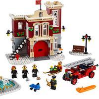 Imlek main LEGO di Mall Kelapa Gading. (Foto: Dok. LEGO)