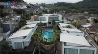 Rumah mewah Crazy Rich Malang. (YouTube/Rans Entertainment)