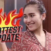 HL Hottest Update Ayu Ting Ting  (Fotografer: Nurwahyunan/Bintang.com)