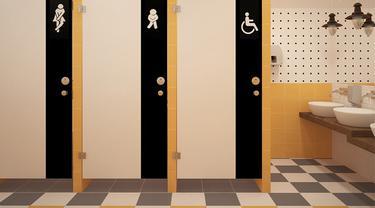 Sering Pakai Toilet Kantor, Pria Ini Harus Rela Gajinya Dipotong Rp 10 Juta