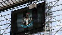 Logo Newcastle United. (AFP/Ian MacNicol)